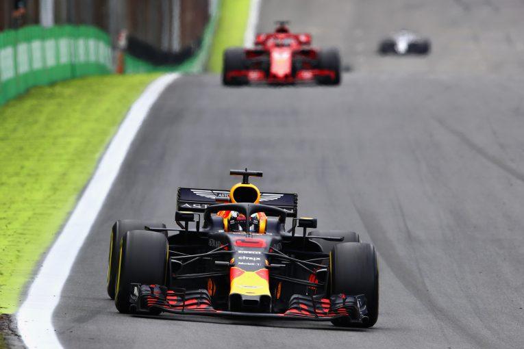 F1 | F1ブラジルGPでのフェルスタッペンとオコンの接触は「両者にとって学びのひとつ」とロス・ブラウン
