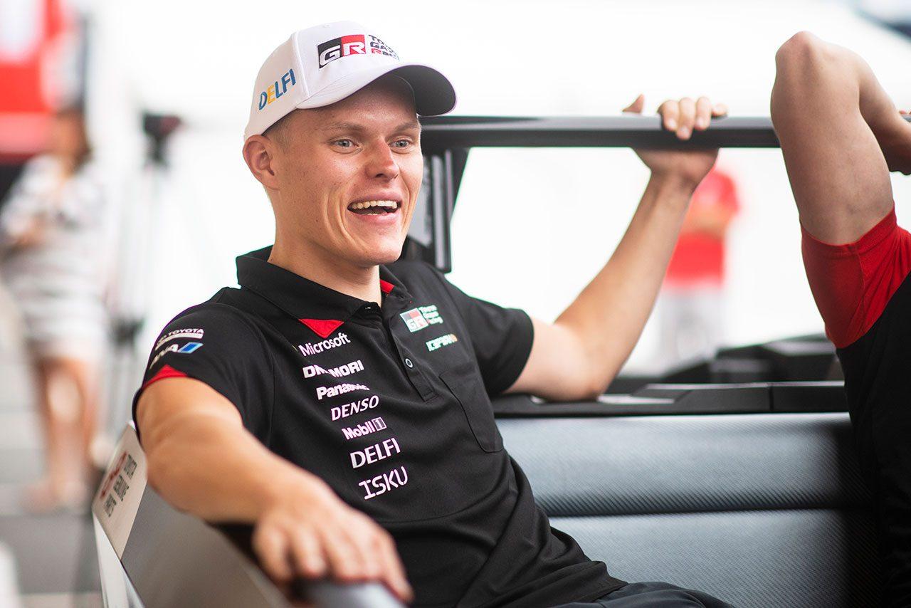逆転チャンピオン狙うトヨタのタナク「自分の力をすべて出し切る」/WRC第13戦オーストラリア 事前コメント