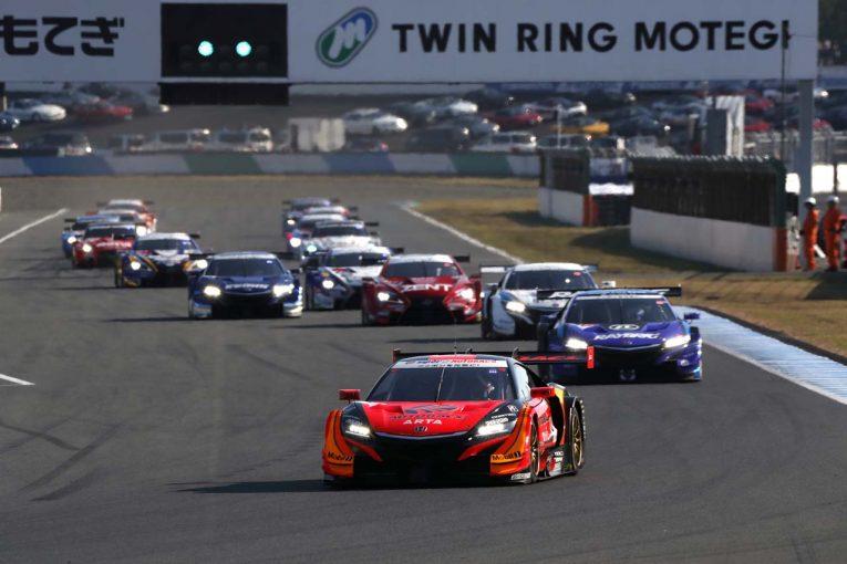 スーパーGT | F1スーパーライセンスポイントシステムに変更。スーパーGT、スーパーフォーミュラの獲得ポイントが引き上げ