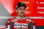 MotoGP | MotoGP:ドゥカティで最後のレースに挑むロレンソ「2年間はとても激しかった」