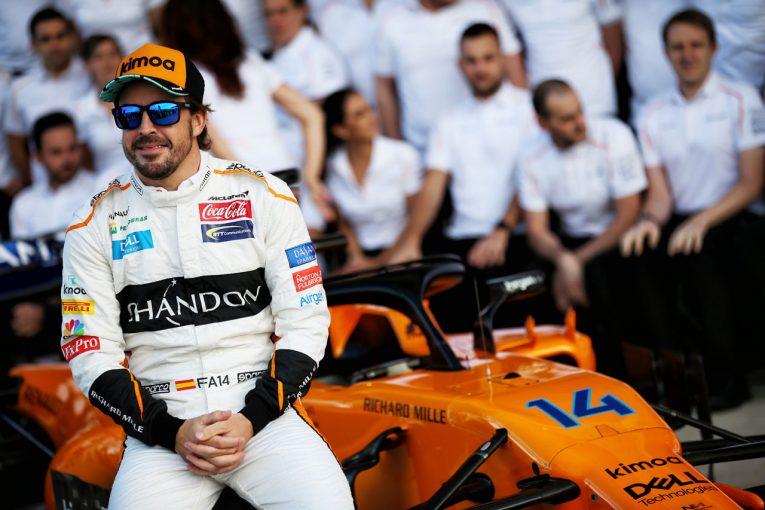 F1 | アロンソ、マクラーレンF1は2019年に大きく改善すると確信「7月から来季用パーツをテストしている」