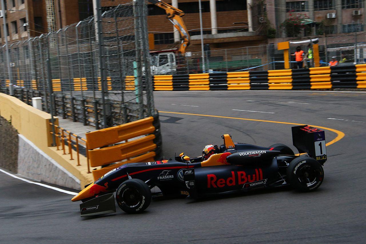 【タイム結果】第65回マカオグランプリ FIA F3ワールドカップ 予選1回目