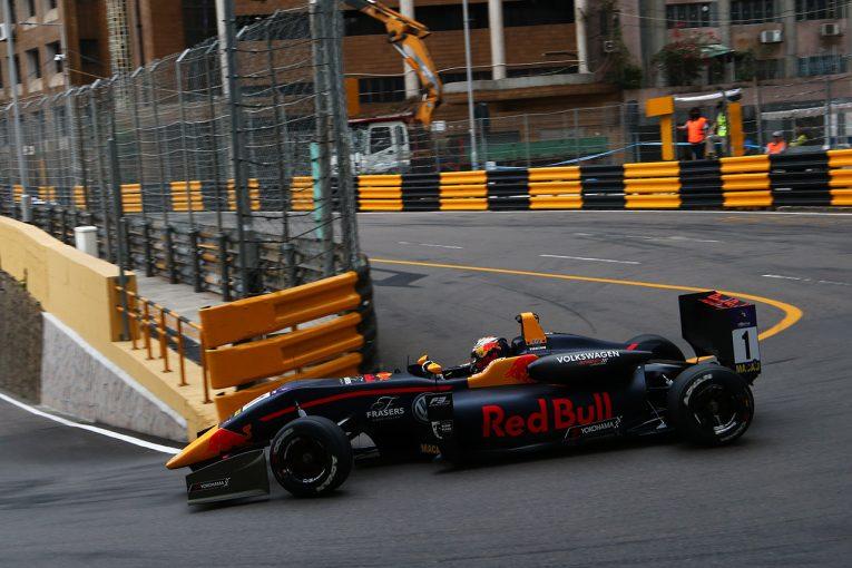 海外レース他   【タイム結果】第65回マカオグランプリ FIA F3ワールドカップ 予選1回目