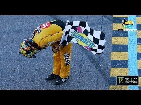 非公開: NASCAR第35戦:サバイバルレースでカイル・ブッシュが8勝目。トヨタは2名が王座決定戦へ