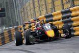 海外レース他   第65回マカオグランプリ:FIA F3ワールドカップ初日はティクトゥムが首位。関口5番手