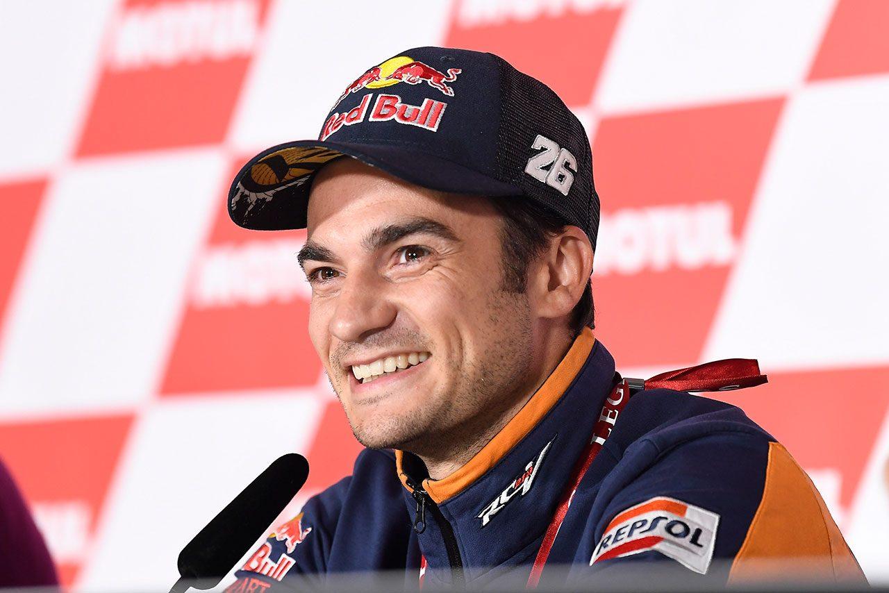 MotoGP:2018年で現役生活を終えるダニ・ペドロサが殿堂入り。「少し不思議な気分」