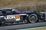 LEON CVSTOS AMGはレース序盤、タイヤを労ることで逆転チャンピオンを手繰り寄せた