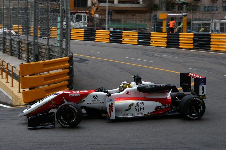海外レース他   【タイム結果】第65回マカオグランプリ FIA F3ワールドカップ フリープラクティス2