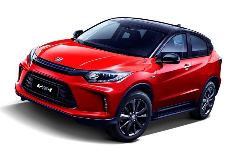 クルマ | ホンダ、中国向け電気自動車『理念 VE-1』を広州モーターショーで世界初公開