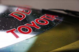 初日トップタイムをマークしたトヨタTS050ハイブリッド