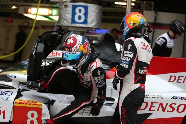 ル・マン/WEC | WEC上海:雨中の走行初日はトヨタ1-2も、LMP1ノンハイブリッド勢がコンマ4秒差に迫る