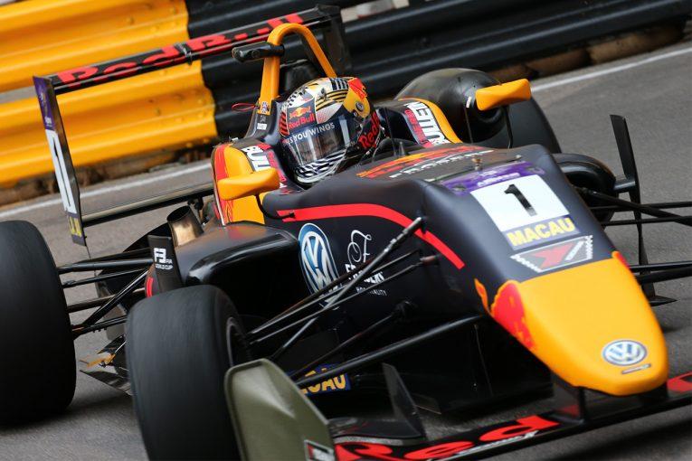 海外レース他 | 【タイム結果】第65回マカオグランプリ FIA F3ワールドカップ 予選2回目