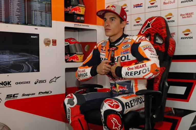 MotoGP | MotoGP:マルケス、左肩手術後の経過をインスタグラムで公開