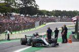 F1 | ハミルトンのエンジンにダメージ。アブダビGPでグリッド降格の可能性も