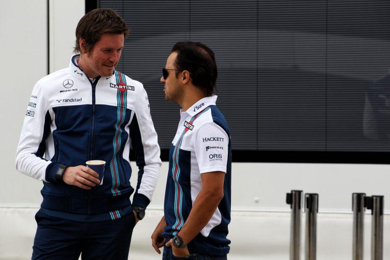 F1 | 2018年末でウイリアムズF1を離脱するロブ・スメドレー、古巣フェラーリへの復帰を検討か