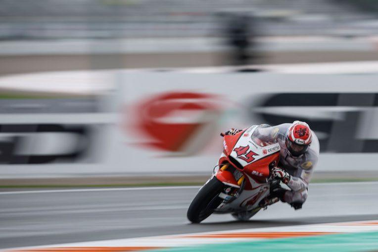 MotoGP | イデミツ・ホンダ・チーム・アジア 2018MotoGP第19戦バレンシアGP 初日レポート