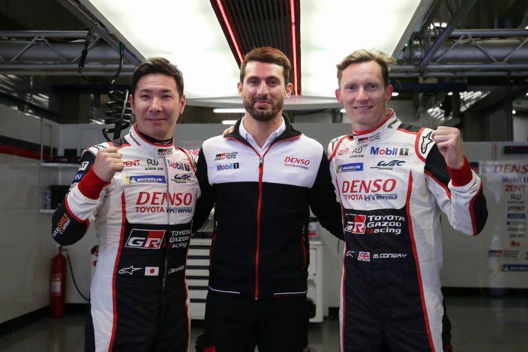 ル・マン/WEC | WEC上海:レベリオン1号車が僅差に迫るなかトヨタが予選1-2。ポールは小林可夢偉組7号車