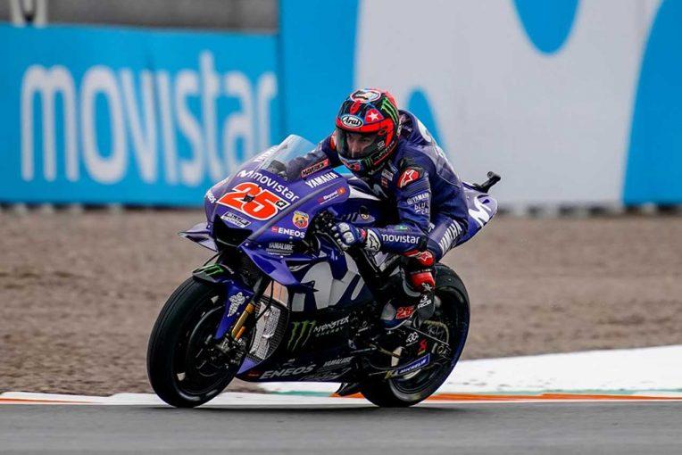 MotoGP   MotoGPバレンシアGP予選:Q1スタートのビニャーレスが今季初ポール。ペドロサはラストレースを9番手からスタート