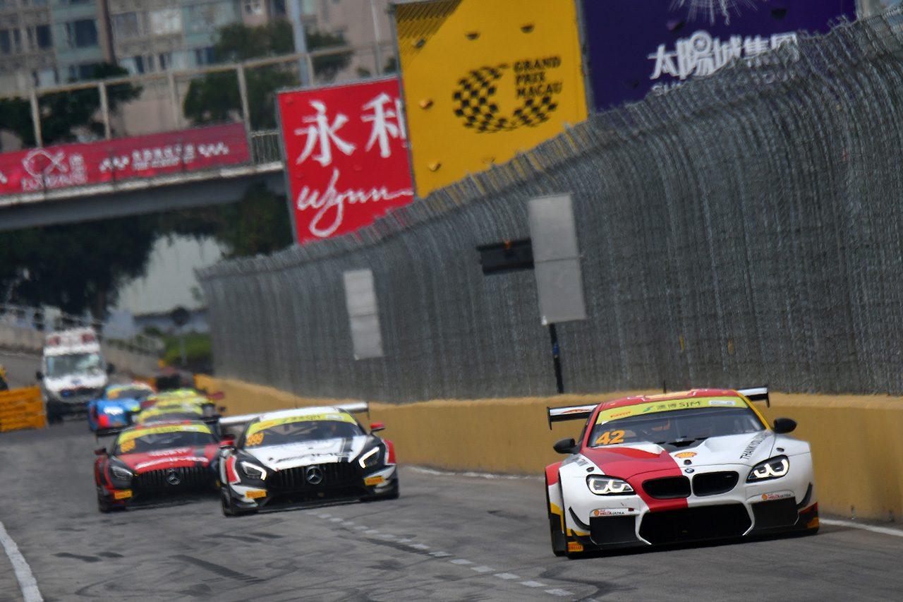 【順位結果】第65回マカオグランプリ FIA GTワールドカップ 決勝