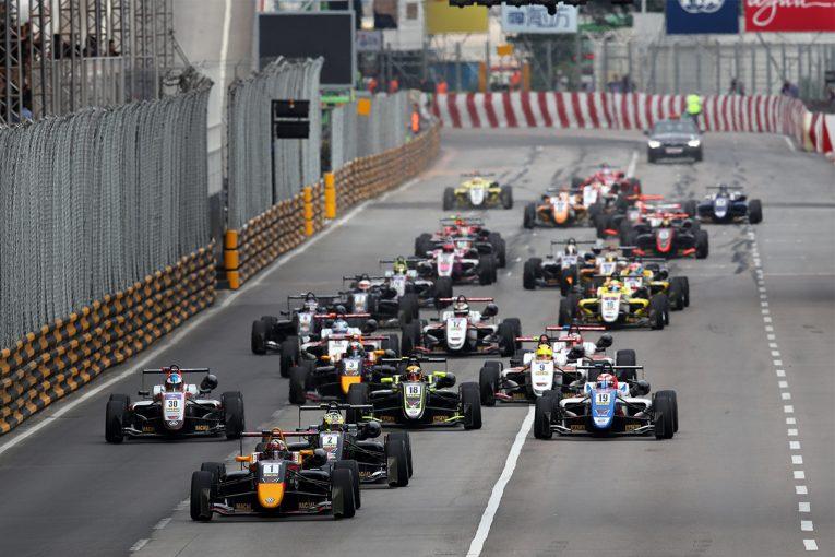 海外レース他 | 【順位結果】第65回マカオグランプリ FIA F3ワールドカップ 決勝