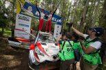 WRC:トヨタ、復帰2年目でタイトル獲得。マキネン「我々は想像以上にはやく進化を遂げた」