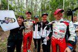 WRC第13戦で総合優勝を飾り、2018年のマニュファクチャラーズチャンピオンに輝いたTOYOTA GAZOO Racing WRT