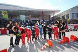 海外レース他 | 沖縄でのモータースポーツイベントに参加した琢磨。若手ドライバー育成、MLB新人王の大谷からのヒントも