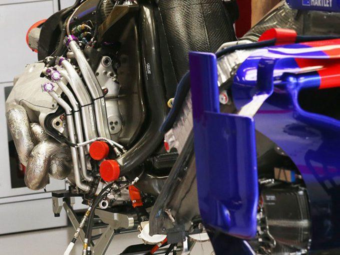 F1 | F1ブラジルGP技術解説(2):2018年シーズン、パワーユニットを最も交換したホンダ。トロロッソ担当が見たパワー向上と伸びしろ