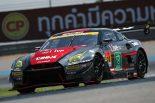 スーパーGT第4戦タイで優勝したGAINER TANAX GT-R
