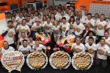 複数のタイトルを獲得したレプソル・ホンダ・チーム