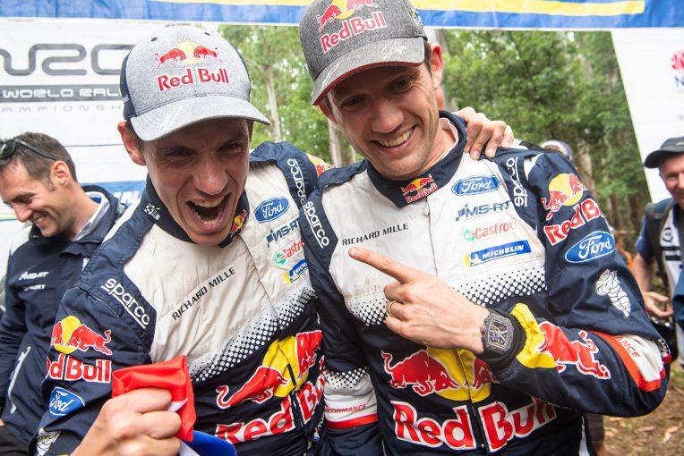 ラリー/WRC | WRC:Mスポーツ代表、6連覇を達成したオジエを祝福「ふたりがいれば不可能は存在しない」