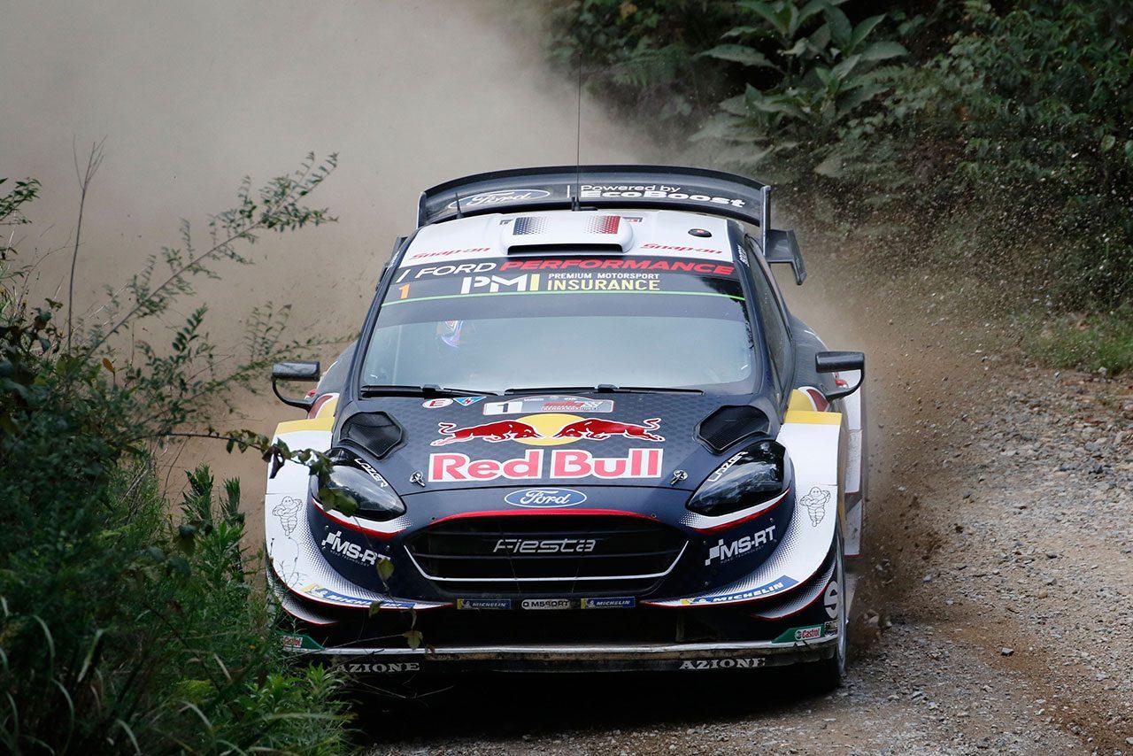 WRC:Mスポーツ代表、6連覇を達成したオジエを祝福「ふたりがいれば不可能は存在しない」