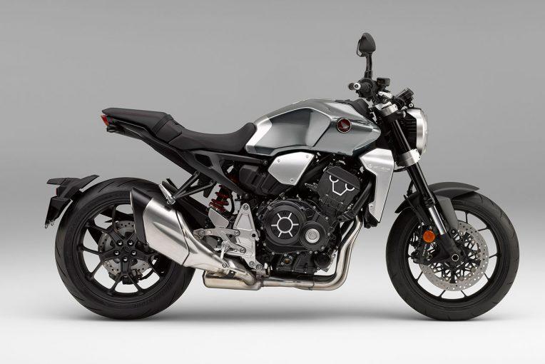 MotoGP | ホンダが大型ネイキッドロードスポーツCB1000Rに新色追加。12月14日発売