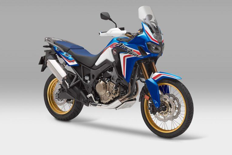 MotoGP   ホンダ、CRF1000Lアフリカツインのカラーバリエーションを変更。12月14日より発売