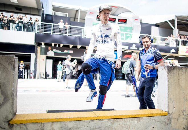 2018年F1第20戦ブラジルGP ブレンドン・ハートレー