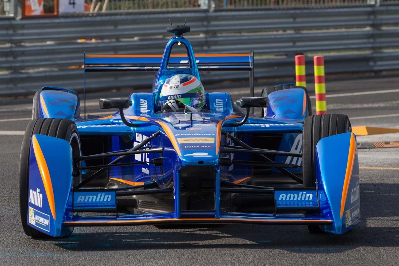フォーミュラE:ベンチュリ、シモーナ・デ・シルベストロをテストドライバーに起用