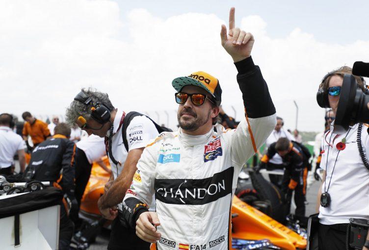 """F1   F1""""引退""""近づくアロンソ、「エキサイティングなプランあり」と発言。2020年復帰の可能性も否定せず"""