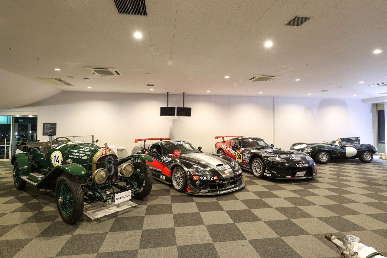 『Team TAISAN AUCTION』の落札総額は2億5464万円。タイサン・スターカードF40は1億円オーバー