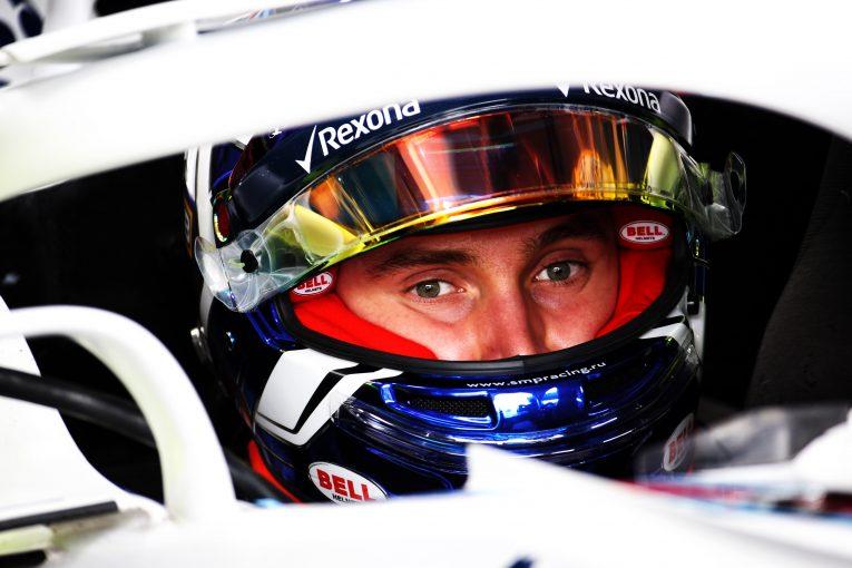 F1   ウイリアムズF1が2019年にクビカを起用との報道。「はっきりさせてほしい」とシロトキン