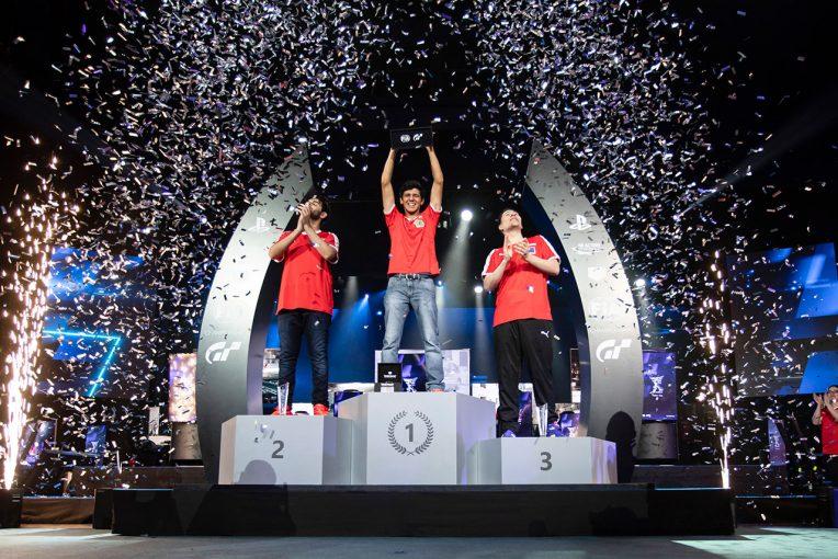 FIAグランツーリスモ・チャンピオン初代王者はブラジル代表のイゴール・フラガさんが優勝