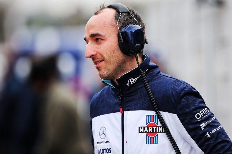 F1 | クビカが2019年にF1復帰へ。アブダビでウイリアムズとの契約が発表との報道