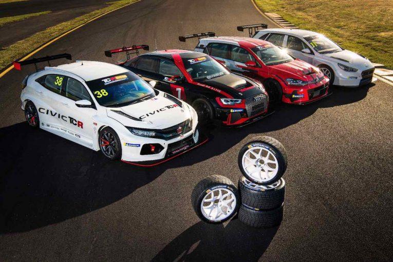 海外レース他 | TCRオーストラリアが公式ラウンチ。ミシュラン供給決定、豪州SCドライバーらも初テスト