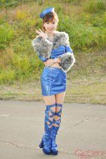 レースクイーン | 松田沙耶(Pacific Fairies/2018SGT)