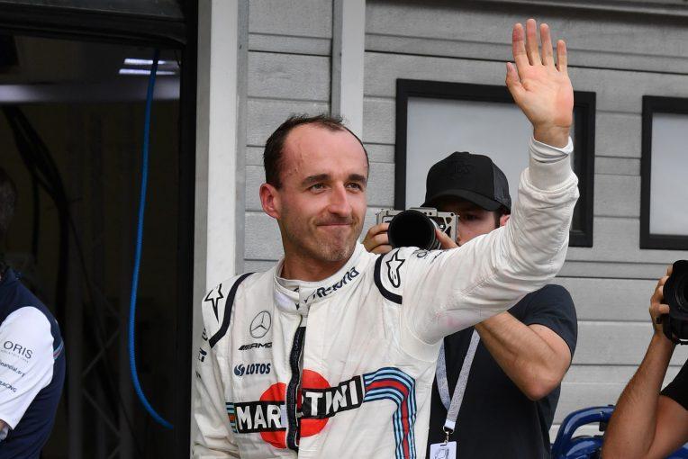 F1 | クビカとウイリアムズの契約が正式に発表。大アクシデントから8年、奇跡のF1復帰果たす