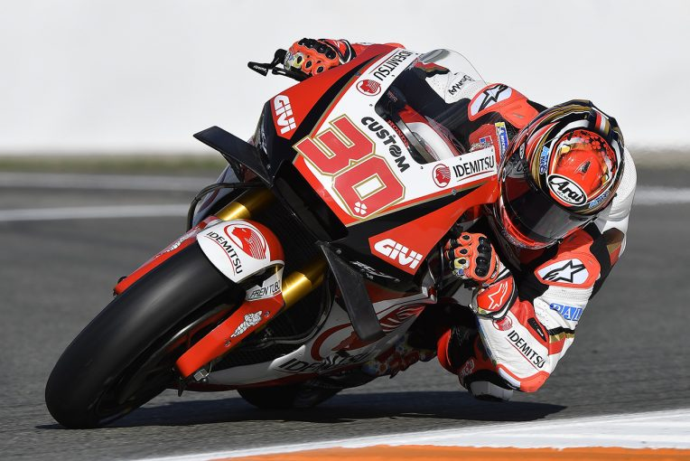 MotoGP   MotoGP:ホンダ勢2番手でテストを終えた中上。初走行の現行型エンジンは「圧倒的に違う」