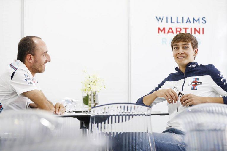 F1 | ウイリアムズF1「安定した力を発揮するクビカの加入は、チーム復活の助けになる」