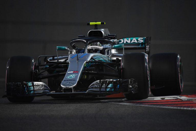 F1 | F1アブダビGP FP2:ボッタスがトップ、トロロッソ・ホンダのガスリーは11番手と好調な走り