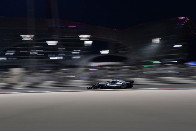 2018年F1第21戦アブダビGP バルテリ・ボッタス