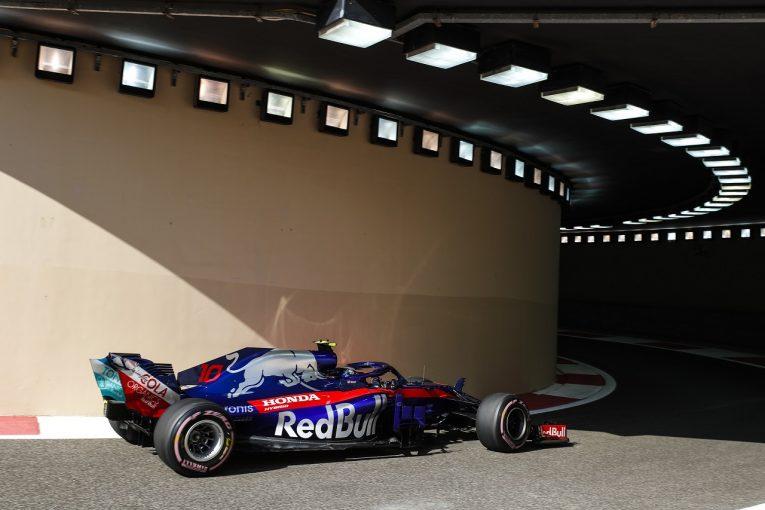F1 | ホンダ田辺TD「ギヤボックスにトラブルも、パワーユニットには大きな影響なし。スムーズな初日」:F1アブダビGP金曜