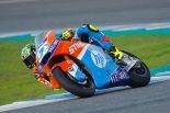Moto2ヘレステストで初日トップタイムをマークしたロレンソ・バルダッサーリ